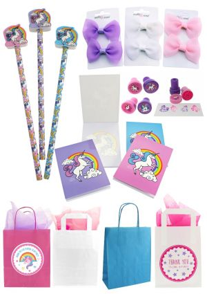 Little Unicorn Party Bag