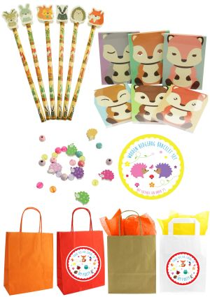 The Woodland Party Bag