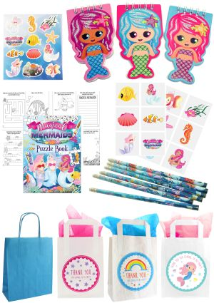 The Mermaid Value Party Bag