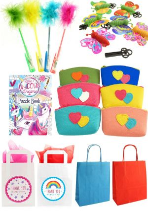 The Lily Party Bag