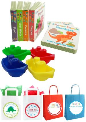 The Look & Learn Dinosaur Party Bag