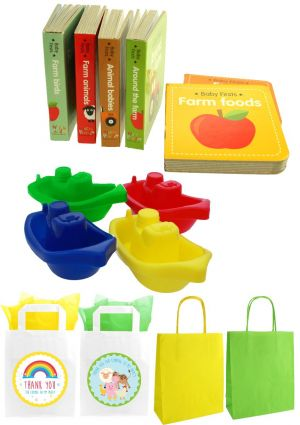 The Look & Learn Farm Party Bag