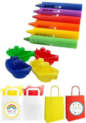 The Bathtime Fun Party Bag