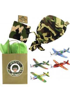 The Luxury Camouflage Party Bag