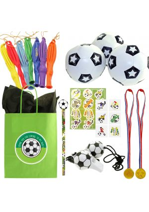The Luxury Goal Football Party Bag