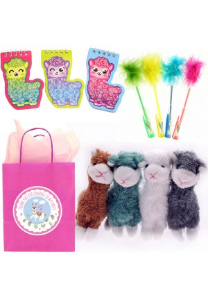 The Luxury Llama Deluxe Party Bag