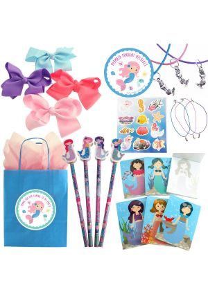 The Luxury Mermaid Deluxe Party Bag