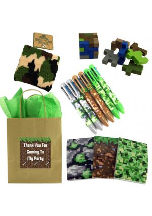 The Luxury Ultimate Minecrafters Party Bag