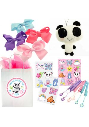 The Luxury Cute Panda Party Bag