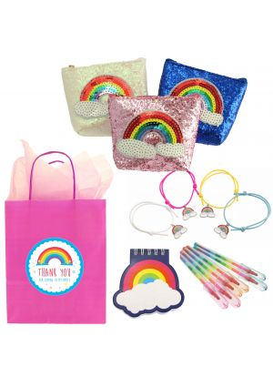 The Luxury Rainbow Party Bag