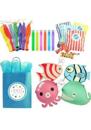 The Luxury Under The Sea Party Bag