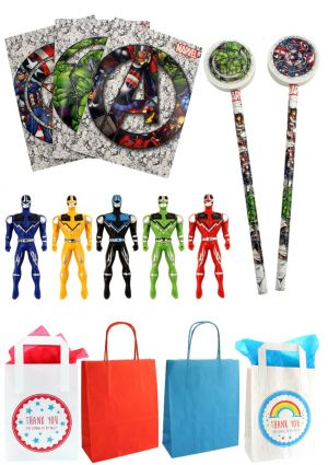 The Marvel Fun Party Bag