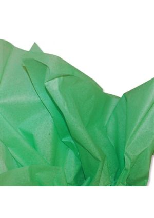 Mid Green Tissue Paper