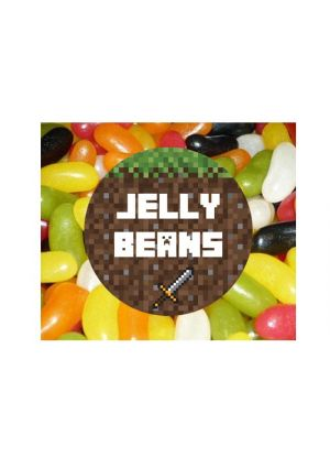 Minecrafter Jelly Beans