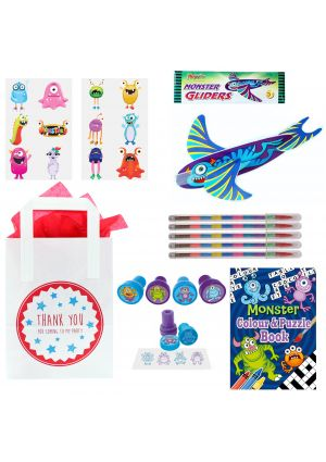 The Little Monster Party Bag