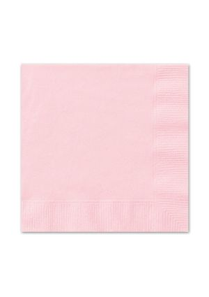 Lovely Pink Lunch Napkins 20pk