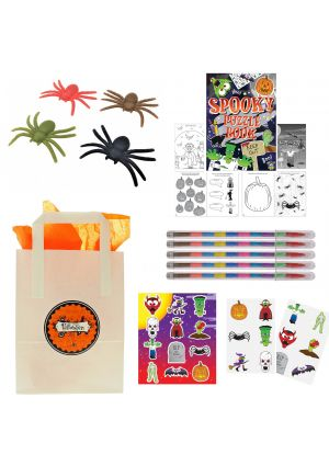 The Creepy Halloween Party Bag