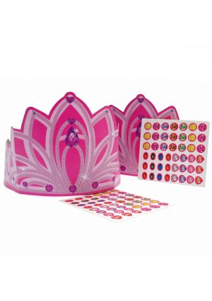 Princess DIY Crown Kit