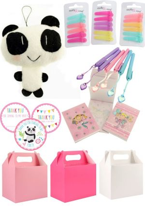 The Penny the Panda Party Box