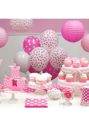 Pink Polka Dot Party - Quick Buy