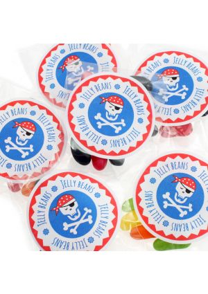 Pirate Jelly Beans
