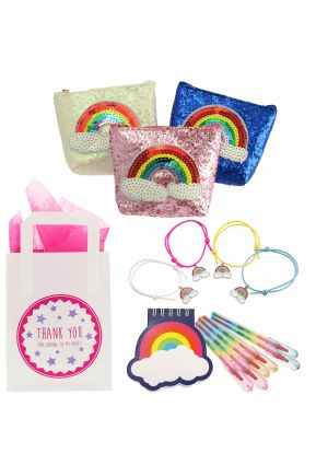 Premium Rainbow Party Bag