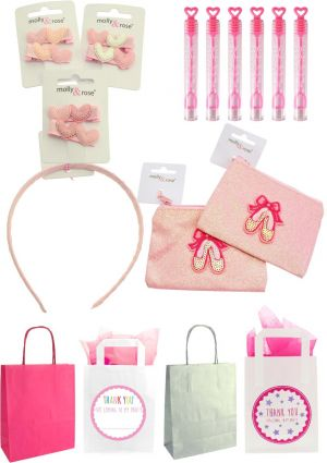 The Pretty Ballerina Party Bag