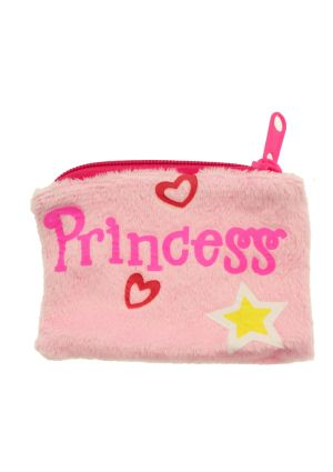 Pink Princess Purse