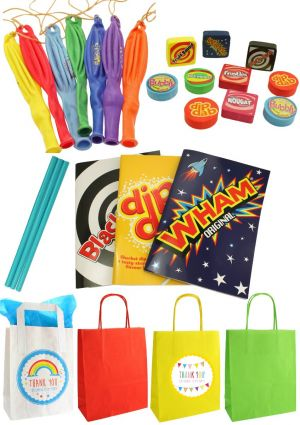 The Retro Fun Party Bag