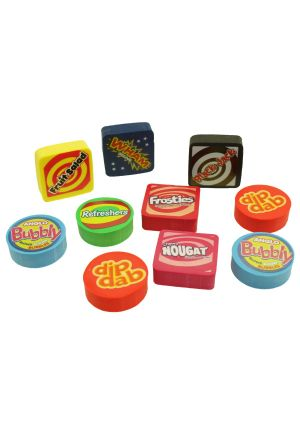 Retro Sweet Eraser