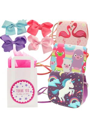 Girls Deluxe Party Bag