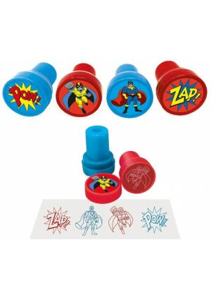 Super Hero Ink Stamper