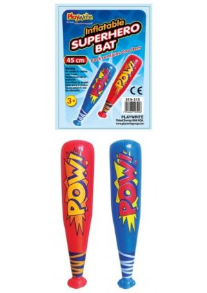 Inflatable Superhero Bat