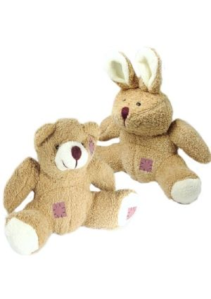 Plush Teddy or Rabbit