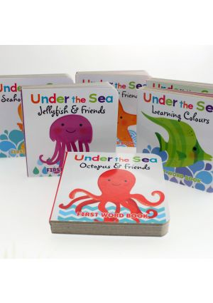 Look & Learn Under The Sea Chunky Board Book