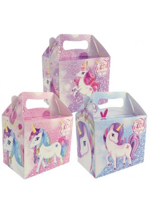 Unicorn Dreams Party Box
