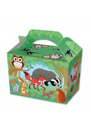 Woodland Friends Party Box