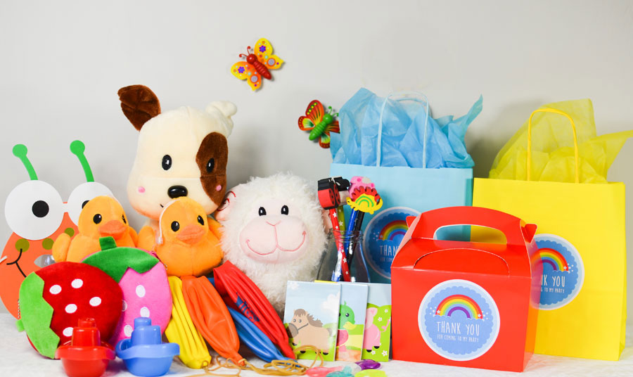 Little Ones Party Bags