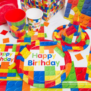 Building Blocks Party